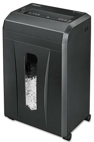 Fellowes B-081C 8 Sheet Cross-Cut Shredder